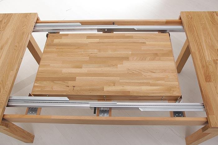 Esstisch Allround XL 160(310)x90x76cm verschied. Varianten ...